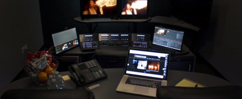 Now offering 4k HDR color grading & mastering