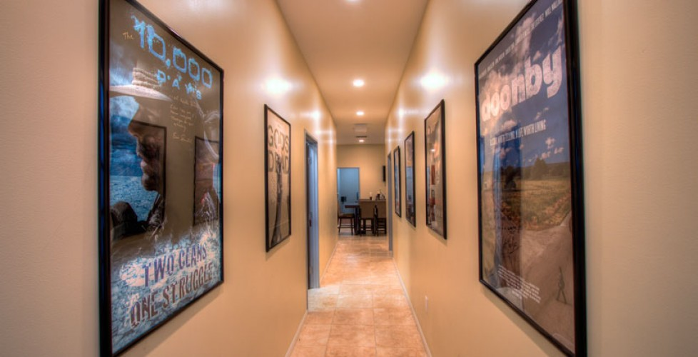 Hall of films @ Roush Media