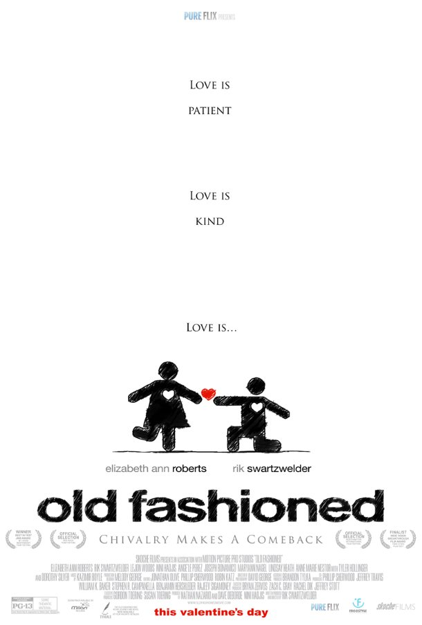 Old Fashion Poster