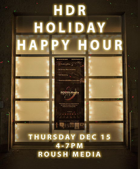 RM HDR Holiday Happy Hour